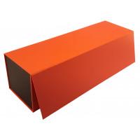 Pudełko na Alkohol - kolor Czerwono-Czarny