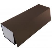 Pudełko na Alkohol - kolor Czarno-biały
