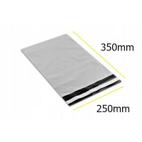 Koperta kurierska - Foliopak 250x350 - 100szt